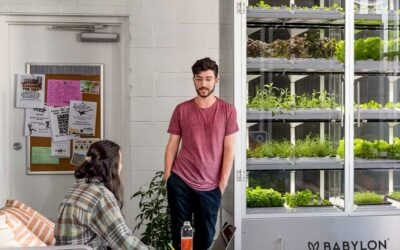 Micro-Farms: Reaching Higher in Higher Education