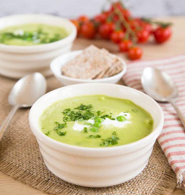 Fall Harvest Lettuce soup